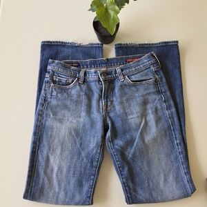Citizens of Humanity Denim - Citizens of Humanity Kelly #001 stretch low waist