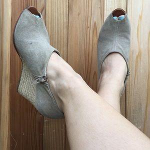 Christian Louboutin Shoes - Christian Louboutin Corazon espadrille wedges 36