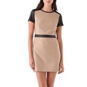 Club Monaco Dresses & Skirts - Club Monaco Sybil Dress in Brown Lyst, sz 2, EUC