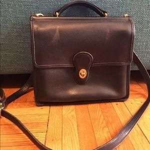 Vintage COACH Willis bag
