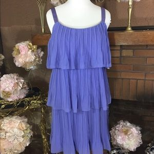 SL Fashions Dresses & Skirts - Womens SL Fashions periwinkle dress sz 16.