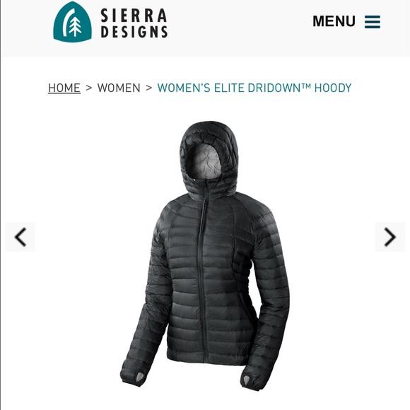 49da4704d Women's Sierra Designs Elite DriDown Jacket