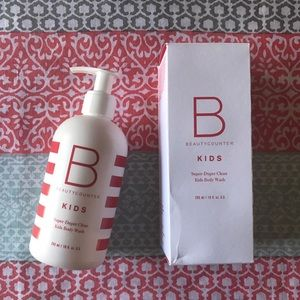 Beautycounter Other - NEW Beautycounter Super-Duper Clean Kids Body Wash