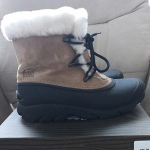 Sorel Shoes - Sorel Snow Angel Lace - Women's winter boots