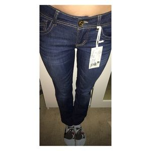 Jolt Denim - Jolt Jeans Jeggings Straight Skinny Slim Fit Leg