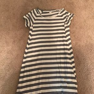 Old Navy brand new t shirt dress