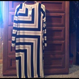 Cato Dresses & Skirts - Striped sheath dress