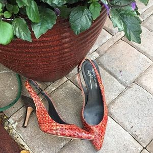 Donald J. Pliner Shoes - DONALD J PLINER Slingbacks