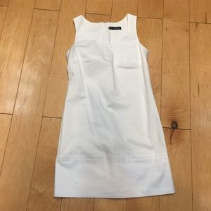 DSQUARED Dresses & Skirts - Dsquared white dress fully lined