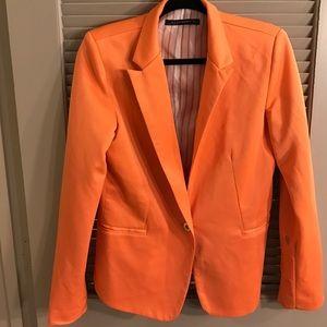 Zara Jackets & Blazers - Orange ZARA blazer