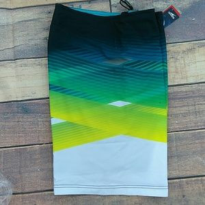 Speedo Other - Speedo Board Shorts 4 Way Stretch