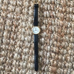 Tissot Other - Tissot Ladies Watch with Embossed Strap