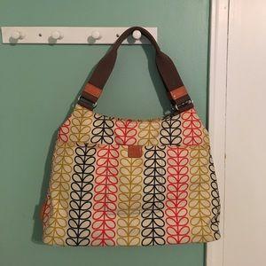 Orla Keily Handbags - Orla Kiely stem print purse