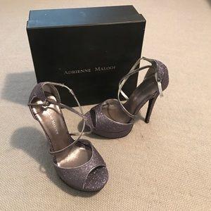Adrienne Maloof Shoes - Adrienne Maloof platform stilettos