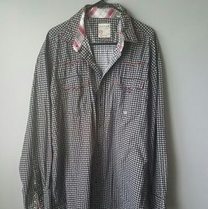 Roper Other - Roper wear the west cowboy western men's shirt 2xl