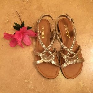 Report Shoes - Report Graden Flat Sandal
