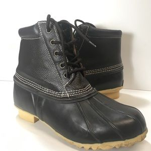 Totes Shoes - Tote Duck Boots