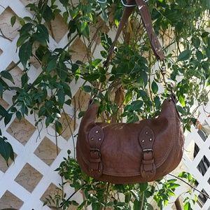 Eric Javits  Handbags - Eric Javits /brown leather