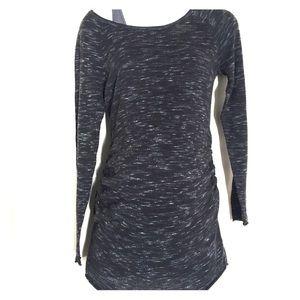 Liz Lange Tops - Long maternity tunic top size medium