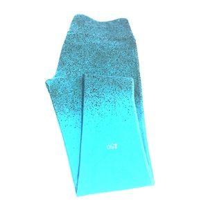 Splits59 Pants - Splits59 Raquel Expression Pollock Capri blue Sz M