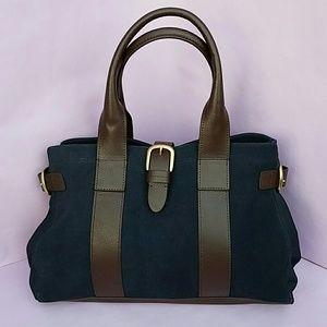 Lands' End Handbags - Lands' End Satchel Handbag