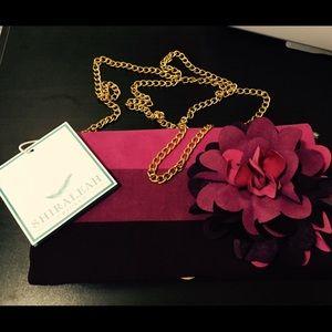 Shiraleah Handbags - Shiraleah Chicago shoulder clutch bag