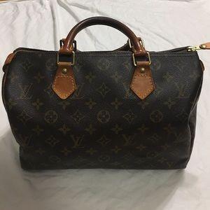 Louis Vuitton Handbags - Louis Vuitton vintage speedy