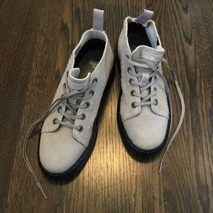 Dr. Martens Shoes - Brand new grey doc martens