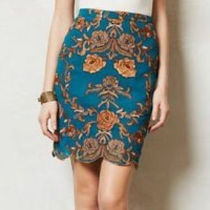 Anthropologie Dresses & Skirts - Beautiful NWOT Anthropologie skirt