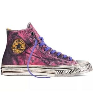 Converse Other - CONVERSE MENS SIZE 9.5 ANDY WARHOL SHOES