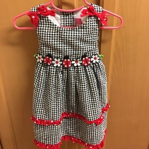 Other - 3T dress lady bug dress great condition