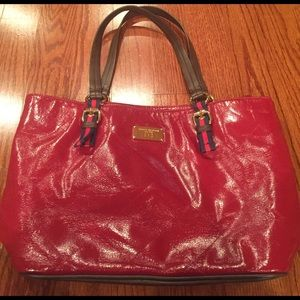 Tommy Hilfiger Handbags - NWOT RED TOMMY HILFIGER PURSE