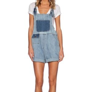 Wildfox Denim - Wildfox Summer Camp Overalls