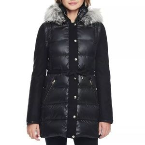 juicy couture puff coat