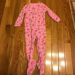 Children's Place Other - Children's Place pink girls sleeper size 18M