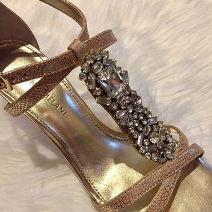 ANTONIO MELANI Shoes - Antonio Melani Kitten Jewel Heels Style: Tasha