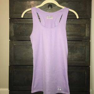 Under Armour Tops - UA Ribbed Tank