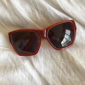 House of Harlow 1960 Accessories - House of Harlow 1960 Billie Sunglasses  Tangerine