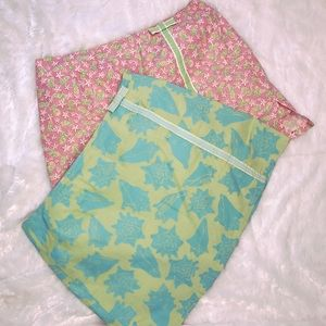 Lilly Pulitzer Pants - Lilly Pulitzer Skort Bundle