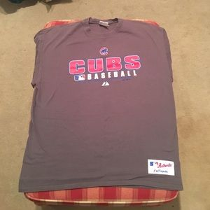 Majestic Other - Chicago Cubs Short Sleeve Shirt