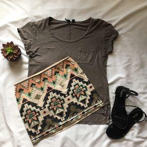 Express Dresses & Skirts - Express Sequin Mini Skirt