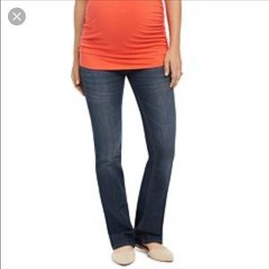 Oh Baby by Motherhood Denim - Size small Oh Baby by Motherhood Dark Wash Jeans