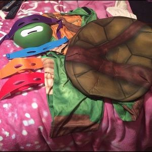Nickelodeon Other - Be ANY Teenage Mutant Ninja Turtles Costume! TMNT