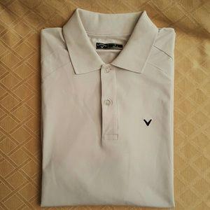 Callaway Other - Mens Callaway Golf Polo Shirt SS Small