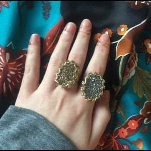 Jewelry - Pyrite Rings!!