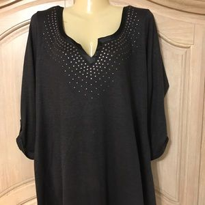 ONE WORLD Tops - Designer one word blouse