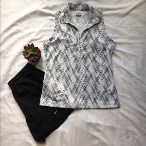 Callaway Tops - Callaway Woman's Sleeveless Golf Shirt