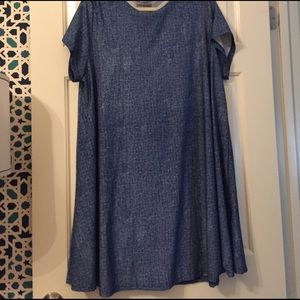 Alice & You Dresses & Skirts - Denim pattern