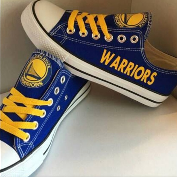f32ffe81b8f3 Converse Shoes - Golden State Warriors Converse like shoes