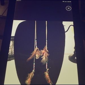 Boho Gypsy Sisters Jewelry - Feather earrings